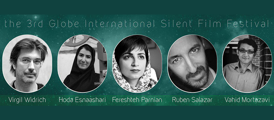 Introduction of Selection Board for 3rd Globe international silent Film Festival