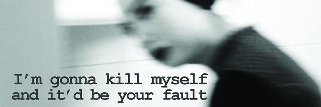 فیلم کوتاه «خودم را می کشم و تو مقصری» آماده نمایش شد