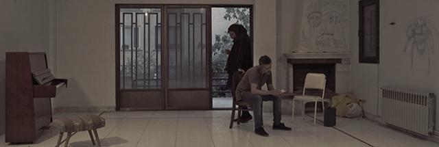 فیلمنامه فیلم کوتاه پیانو نوشته امیرعلی اعلایی