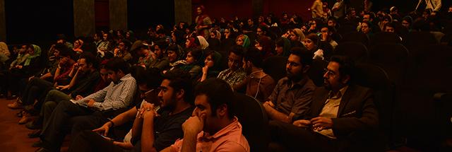 گزارش تصویری افتتاحیه سیزدهمین جشنواره دانشجویی نهال