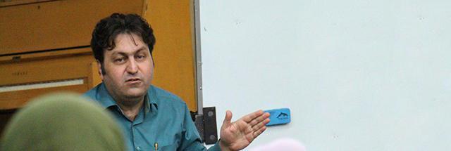 کارگاه فیلمنامهنویسی با عنوان «تمرین یا توهم؟» با حضور سعید عقیقی روز جمعه 31 اردیبهشتماه برگزار شد.