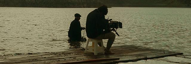 فیلمبرداری فیلم کوتاه «دریا موج موج میلرزد» به پایان رسید