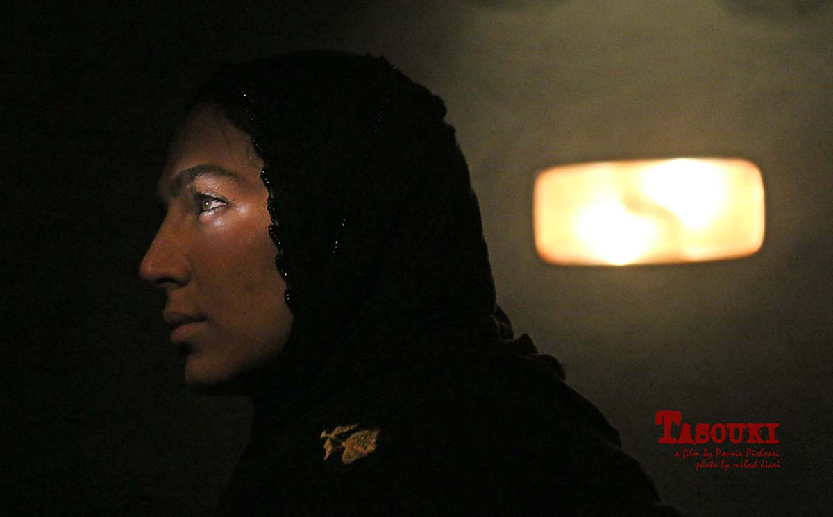 عکسهای پشت صحنه فیلم کوتاه تاسوکی