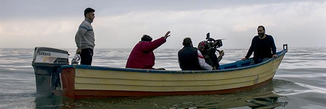 عکسهای پشت صحنه فیلم کوتاه دریازدگی