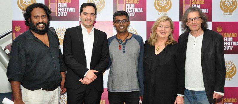 امیر مسعود سهیلی داور جشنواره SAARC سریلانکا شد