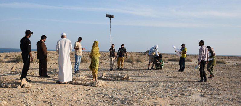 تصویربرداری فیلم کوتاه «عروس دریایی» پایان یافت