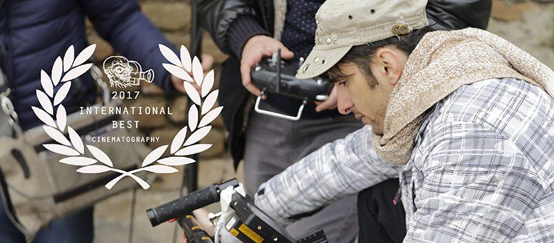 جایزه بهترین فیلمبرداری جشنواره Bleedingham به جواد دارایی رسید