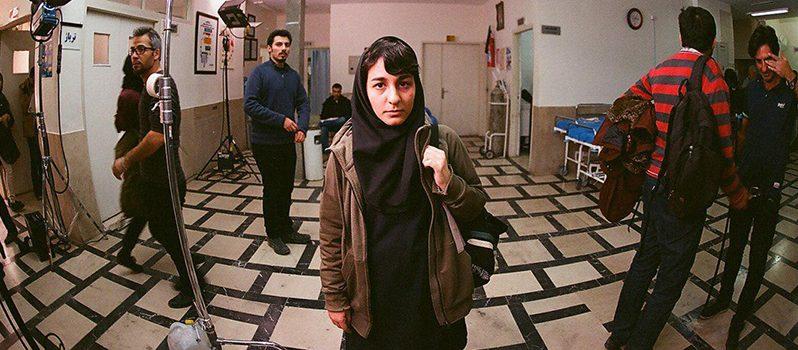 خورشید چراغیپور جایزه بهترین بازیگر زن جشنواره هانتینگتون بیچ آمریکا را دریافت کرد
