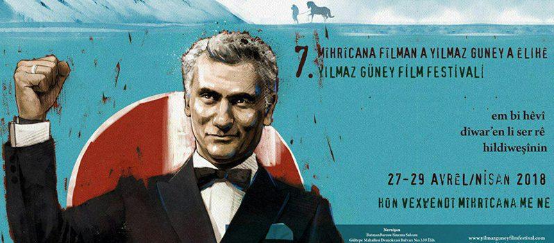 «آلان» در جشنواره فیلمهای کردی yılmaz güney ترکیه