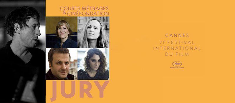 داوران بخش فیلم کوتاه و سینهفوندانسیون جشنواره کن ۲۰۱۸ معرفی شدند
