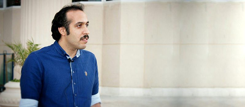 علی سینا آزری