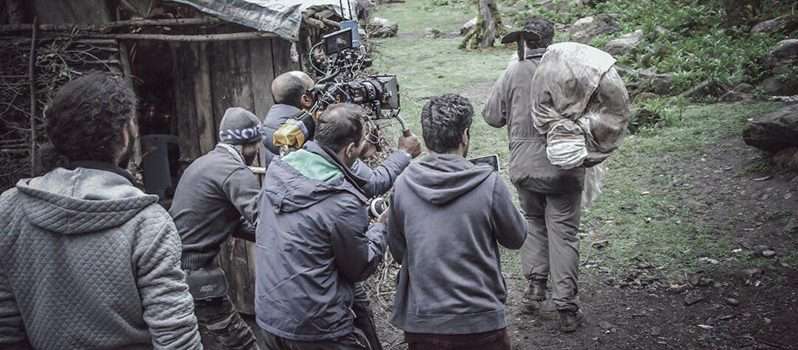 فیلمبرداری فیلم کوتاه «پوست خرس» پایان یافت