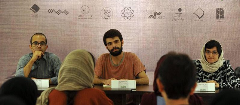 نشست خبری پانزدهمین جشنواره فیلم کوتاه دانشجویی نهال