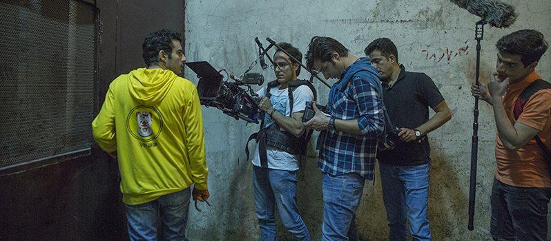 فیلم کوتاه «جشن» به زودی آماده نمایش میشود + اولین تصاویر فیلم