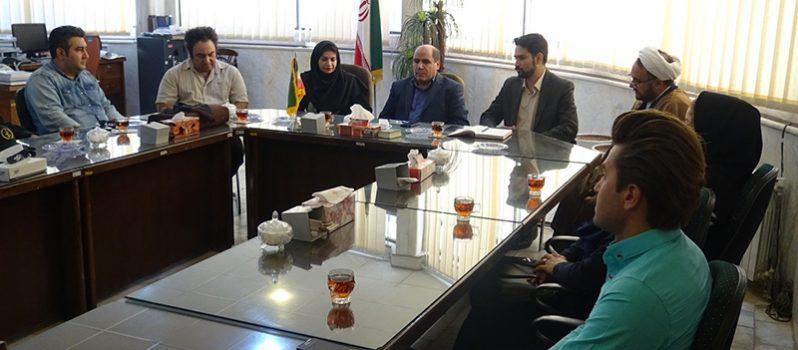 افتتاح نمایندگی انجمن سینمای جوانان ایران در مرند