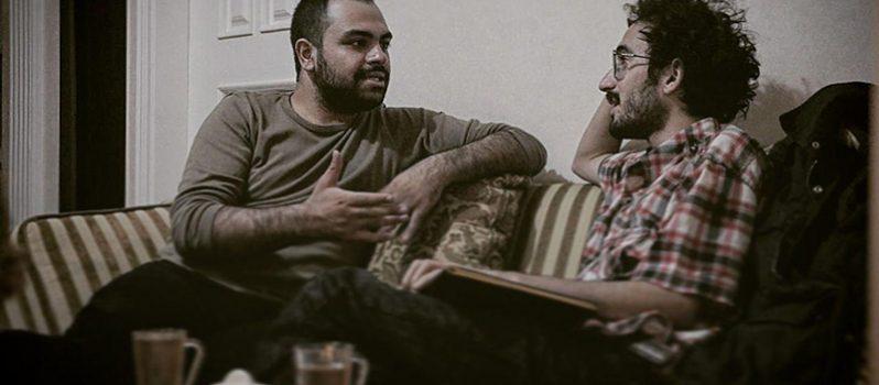 گفتگوی بهمن ارک با آرمان خوانساریان به بهانه اکران فیلم کوتاه «سایه فیل»