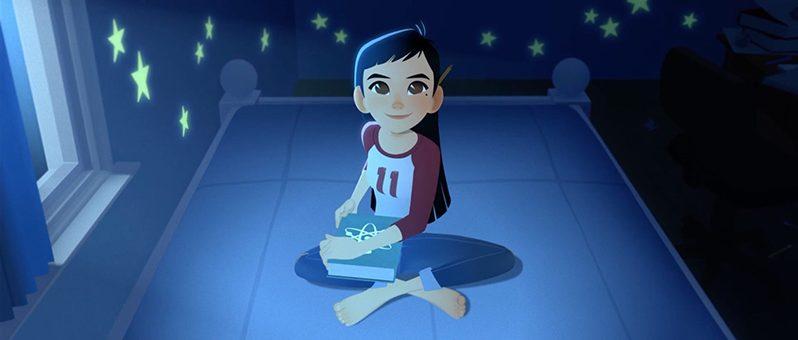 انیمیشن کوتاه یک قدم کوچک به کارگردانی اندرو چسورس و بادی پونتیلاس