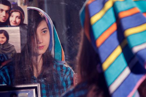 فیلم کوتاه شاخدار به کارگردانی صالح کاشفی