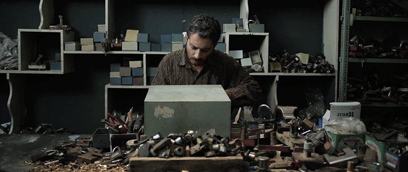 فیلم کوتاه انسان مه آلود به کارگردانی احمد سهی
