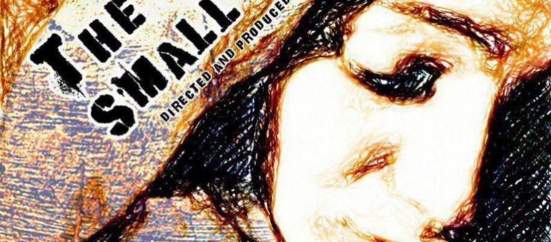 پوستر فیلم کوتاه زمین برای ماهی ها کوچک است به کارگردانی رامتین سراج پور