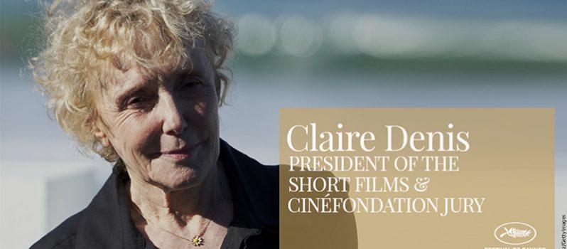 کلر دنی رئیس هیات داوران بخش فیلم کوتاه و سینهفوندانسیون کن ۲۰۱۹ شد